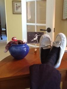 feet & george