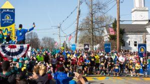 Boston, Marathon, tourists, guide
