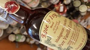 vanilla, Madagascar, Bourbon, bargain, shopping, musing, S. A. Young