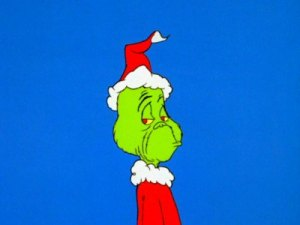 back to school. musing, whining, gratitude, S. A. Young, the Grinch