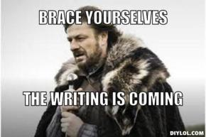 writing-is-coming