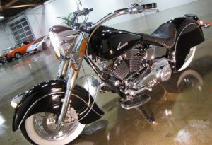 Davina, Dave, Streak, Foolish Notion, short story, S.A. Young, Indian motorcycle