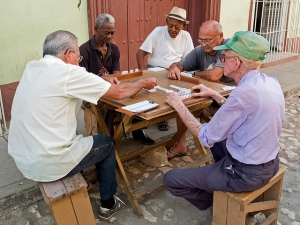 dominoes, Monday, games, Game Night, S. A. Young, National Geographic